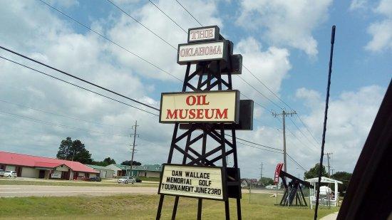 Oklahoma Oil Museum