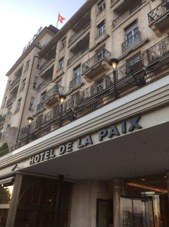 Hotel de la Paix Photo