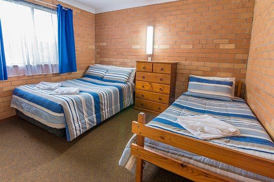 Emu Beach Chalets, hoteles en Albany