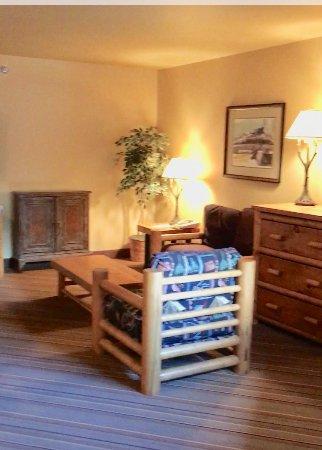 Denali Princess Wilderness Lodge: Suite F 216