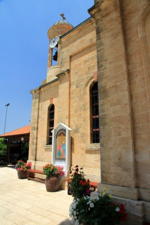 Kfar Cana, Israele: St. George Church