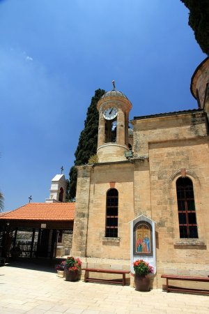 Kfar Cana, Israel: St. George Church