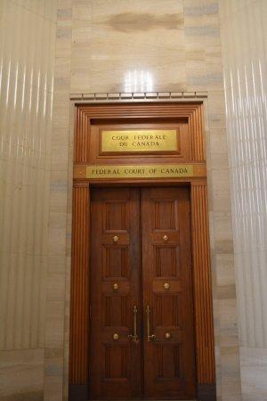 Ottawa, Kanada: Supreme Court