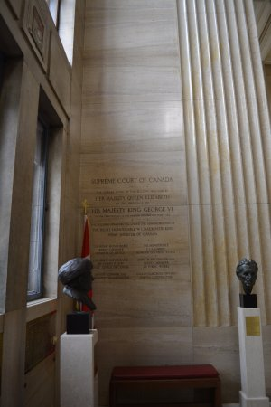 Cour Supreme du Canada: Supreme Court