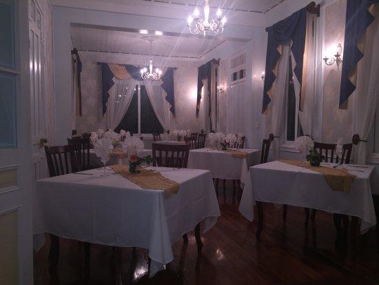 Barva, Costa Rica: Restaurante Casa Grande