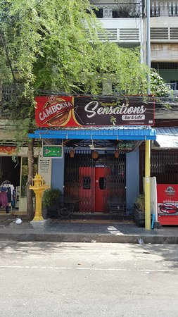 Sensations Bar