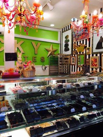 Saugerties, NY: Lucky Chocolates