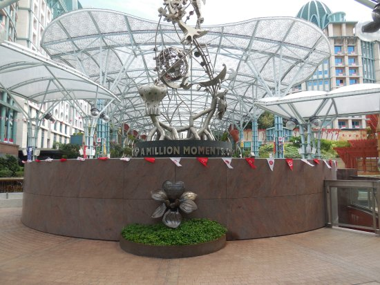 Sentosa Merlion: Part of Sentosa Island