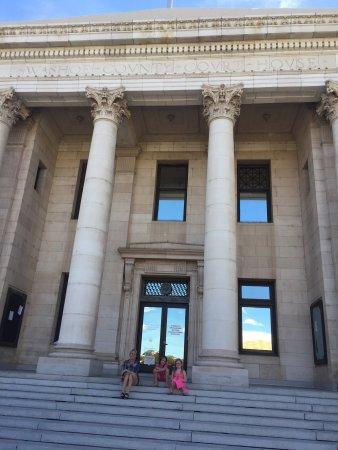 Washoe County Courthouse, Reno, Nevada - Picture of Washoe