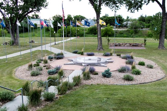 Belle Fourche, Dakota del Sur: The Geographic Center of the U.S. Monument