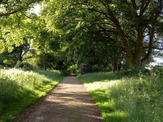 Maugersbury, UK: around BnB
