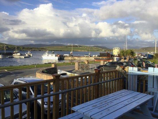 Cleggan, Irland: Oliver's Bar