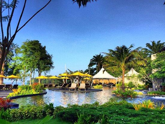 Sai Thai, Thailand: another pool