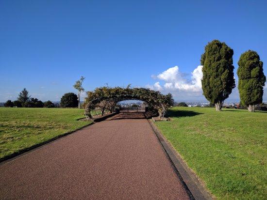 Cornwall Park : Walking trail