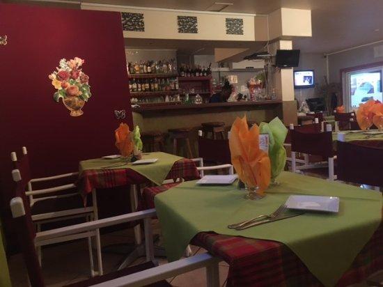 Villa Royale: restaurant