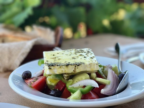 I Thea : Greek Salad
