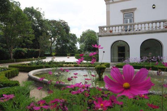 Hotel Quinta das Lagrimas: 庭