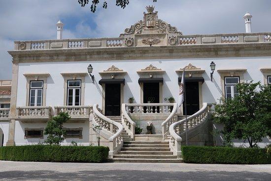 Hotel Quinta das Lagrimas: ホテル正面