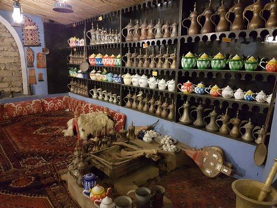 Taif, Arabia Saudita: Arab hospitality area