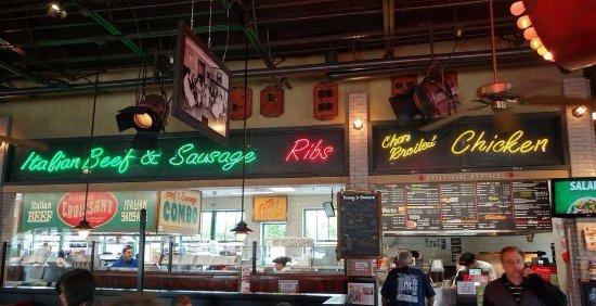 Northlake, IL : kitchen area