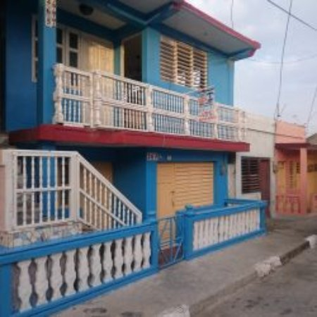 Guantanamo, Cuba: Front of the CP