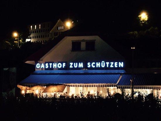 Aarau, Schweiz: Gasthof zum Schützen