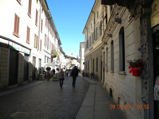 Vigevano, Italy: via