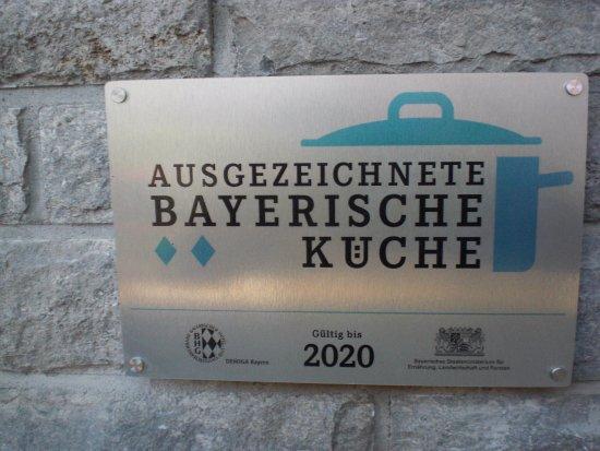 Sulzfeld am Main, Alemania: und diese Auszeignung (vlelversprechend)