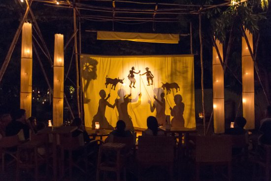 Bambu Stage Siem Reap
