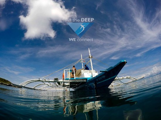 Malapascua Island, Filipinas: DEVOCEAN DIVERS - IN THE DEEP WE CONNECT
