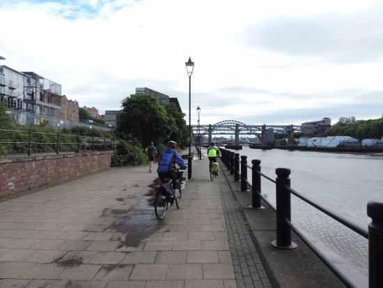 Lancaster, UK: Newcastle