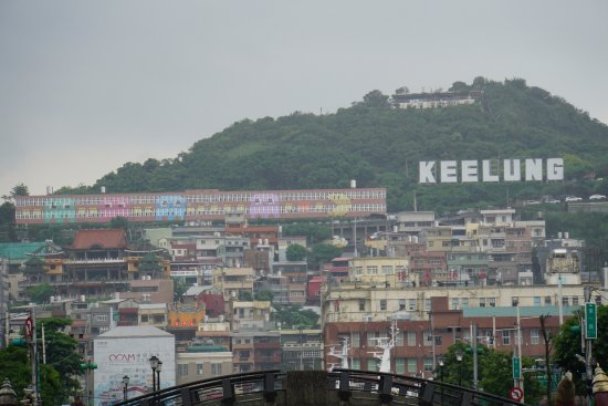 View of Keelung