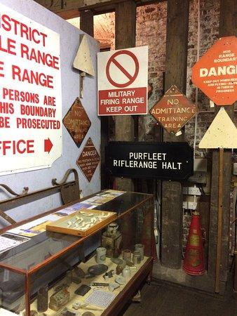 Purfleet, UK: Rifle Range