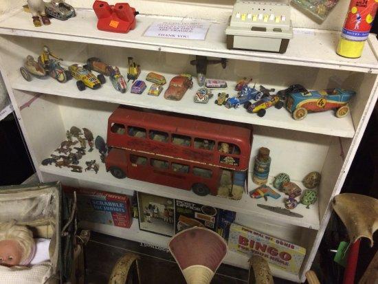 Purfleet, UK: Toys