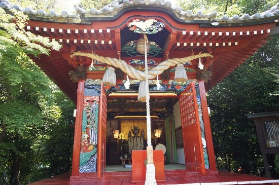 Kammuri Inari Shrine