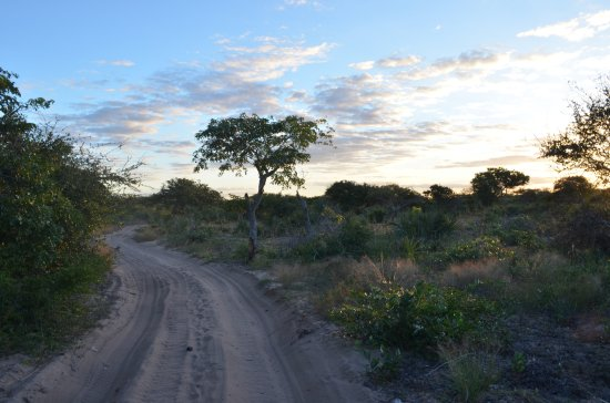 Vilanculos, Mosambik: amazing landscape