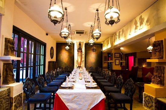Lara Djonggrang: Private dining room for 30 people