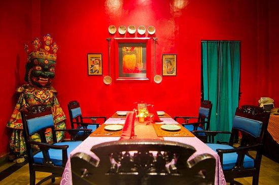 Lara djonggrang jakarta restaurant reviews phone for Dining room zomato jkt