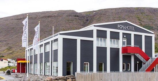 Patreksfjorour, Island: Foss Hotels