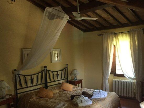 Montespertoli, Itália: Suite La Violetta