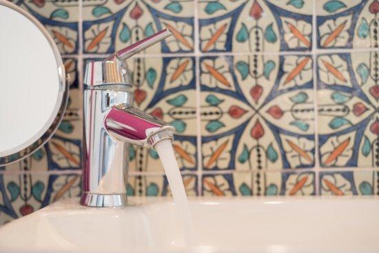 La Sultana De Vejer: lavabo