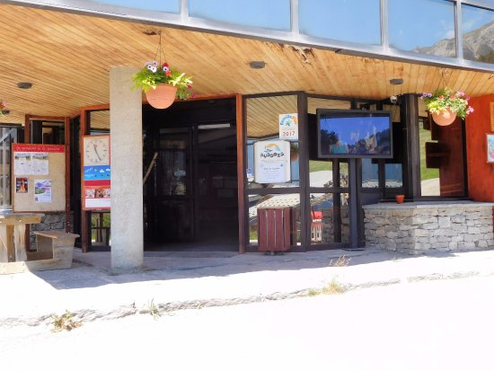Aussois, Γαλλία: office de tourisme
