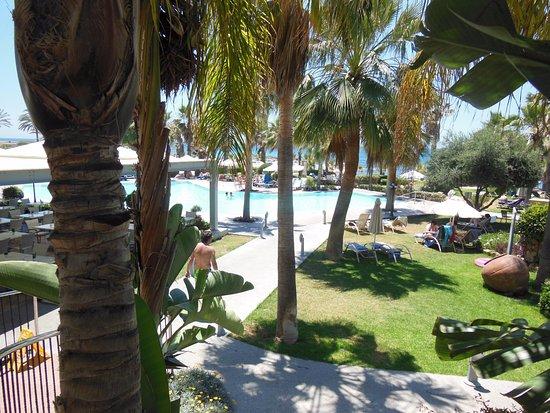 Aquamare Beach Hotel Spa Paphos