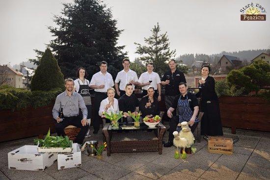 Horni Becva, República Checa: Náš tým pro rok 2017 - těšíme se na Vaši návštěvu