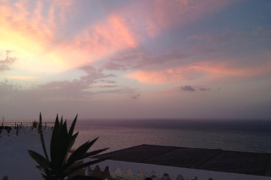 La Tangerina: Rooftop view