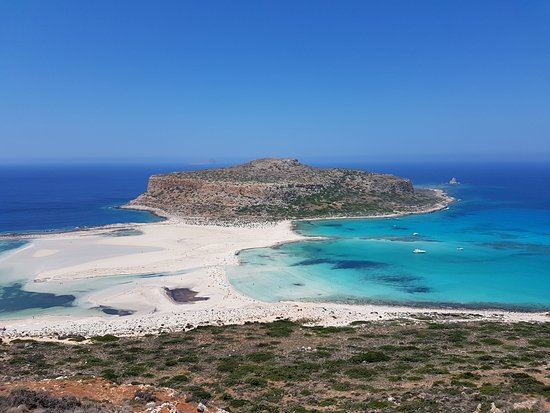 Kalami, Greece: Balos auf Kreta