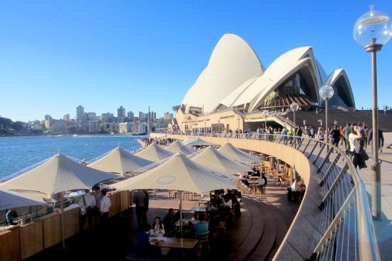 Wonderful House Bars awesome modern kitchen for small house small kitchens mini bars and bar on pinterest Sydney Opera House Lower Concourse With Water Side Cafes And Bars