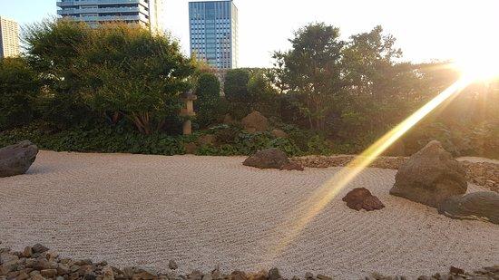 The St. Regis Osaka: Zen Garden