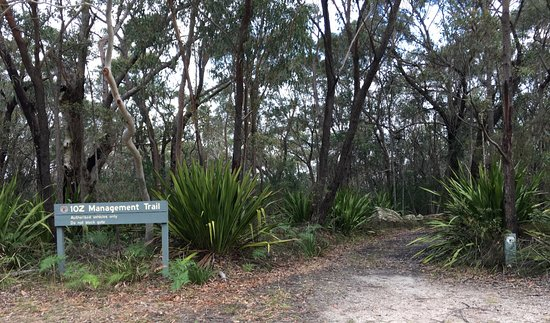 The Dharawal National Park