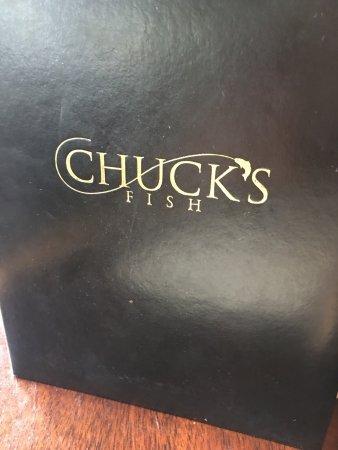 Picture of chucks fish tuscaloosa tripadvisor for Chucks fish menu